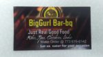Big Gurl Bar-BQ