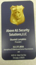 Above All Security Solutions, LLC