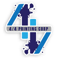 4over4 printing