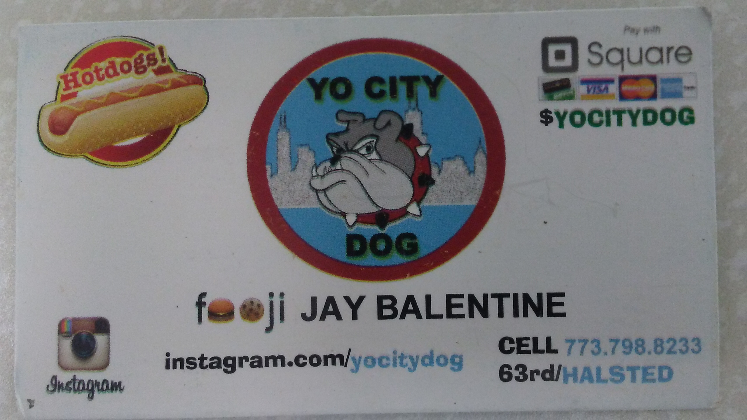 YO CITY DOG