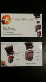 Seatbelt Q-Release